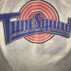 Warner Bros. Shirts - Vtg og 90s space jam Jordan jersey tune squad Nike